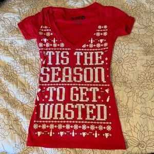 Tis' the Season to Get Wasted
